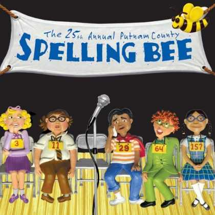 Bestselling Music (2006) - The 25th Annual Putnam County Spelling Bee (2005 Original Broadway Cast) by Will
