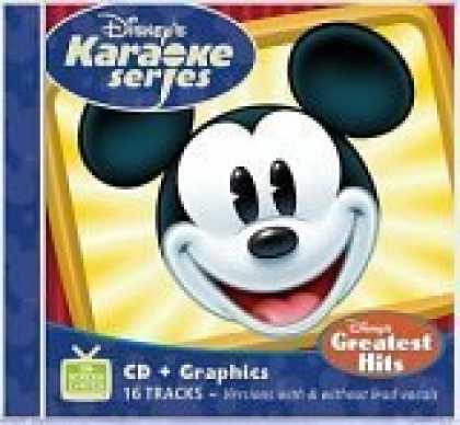 Bestselling Music (2006) - Disney's Karaoke Series: Disney's Greatest Hits by Karaoke