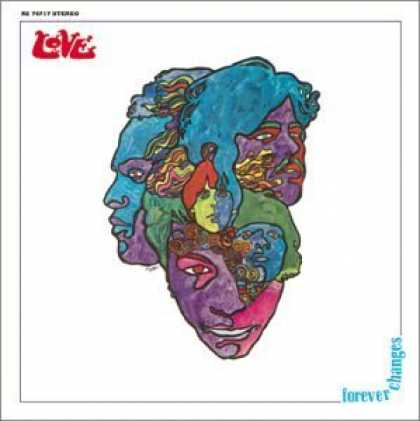 Bestselling Music (2006) - Forever Changes by Love