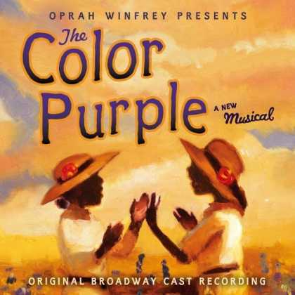 Bestselling Music (2006) - The Color Purple (2005 Original Broadway Cast)