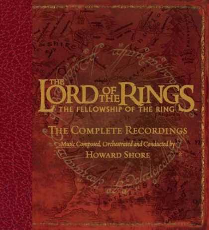 Bestselling Music (2006) - The Lord of the Rings: Fellowship of the Ring - The Complete Recordings by Howar