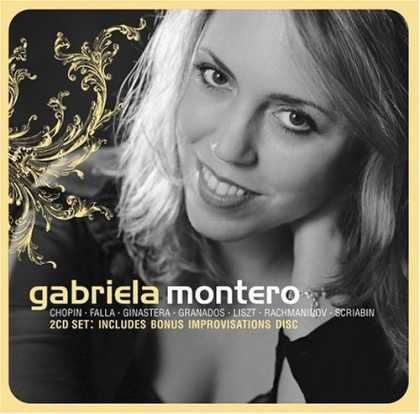 Bestselling Music (2006) - Gabriela Montero plays Chopin, Falla, Ginestera, etc. [Includes Bonus CD]