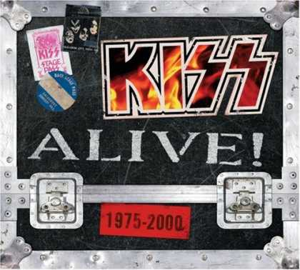 Bestselling Music (2006) - Alive! Box Set by Kiss