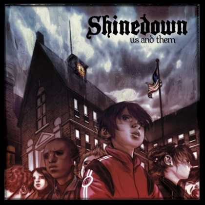 Bestselling Music (2006) - Us and Them by Shinedown
