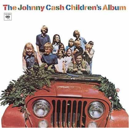 Bestselling Music (2006) - The Johnny Cash Children's Album by Johnny Cash