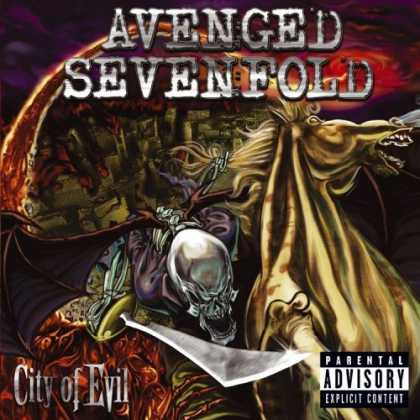 Bestselling Music (2006) - City of Evil by Avenged Sevenfold
