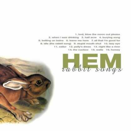 Bestselling Music (2006) - Rabbit Songs by Hem