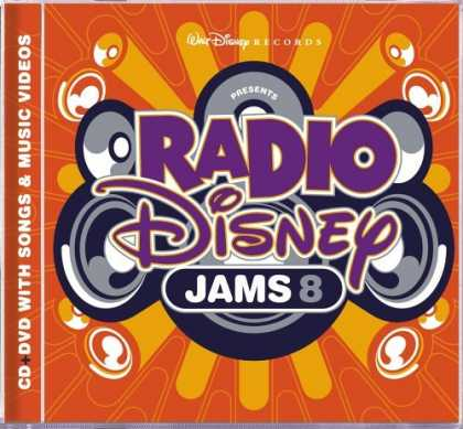 Bestselling Music (2006) - Radio Disney Jams, Vol. 8 by Disney