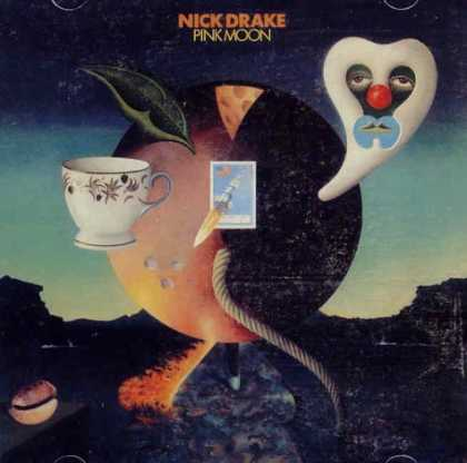 Bestselling Music (2006) - Pink Moon by Nick Drake