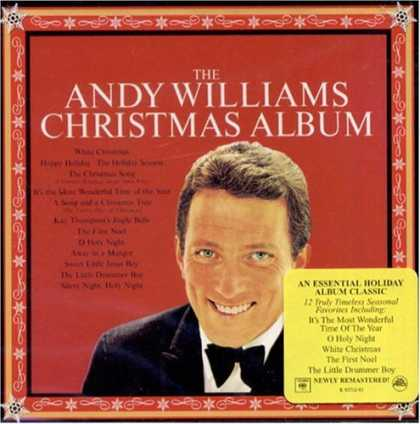 Bestselling Music (2006) - Andy Williams Christmas Album by Andy Williams