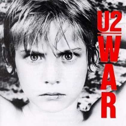 Bestselling Music (2006) - War by U2