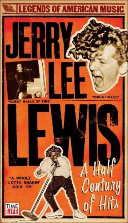 Bestselling Music (2006) - A Half Century of Hits by Jerry Lee Lewis