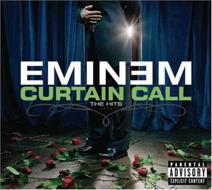 Bestselling Music (2006) - Curtain Call by Eminem Curtain Call by Eminem