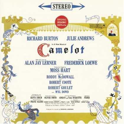 Bestselling Music (2006) - Camelot (1960 Original Broadway Cast) by Frederick Loewe