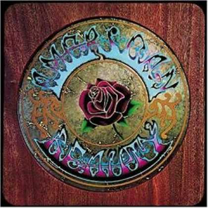 Bestselling Music (2006) - American Beauty by Grateful Dead