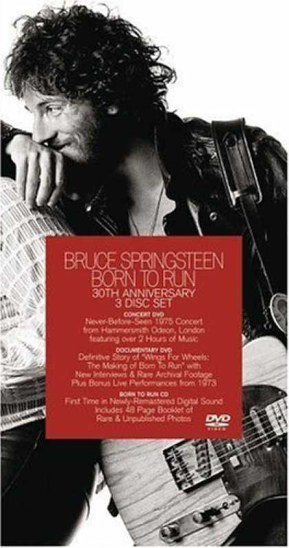 Bestselling Music (2006) - Born to Run: 30th Anniversary 3-Disc Set by Bruce Springsteen