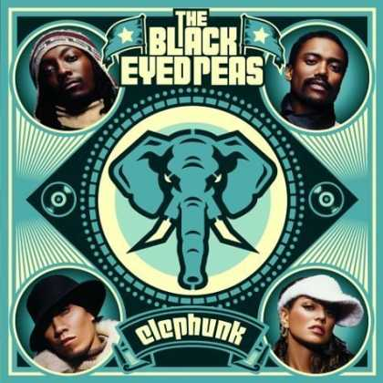 Bestselling Music (2006) - Elephunk by Black Eyed Peas