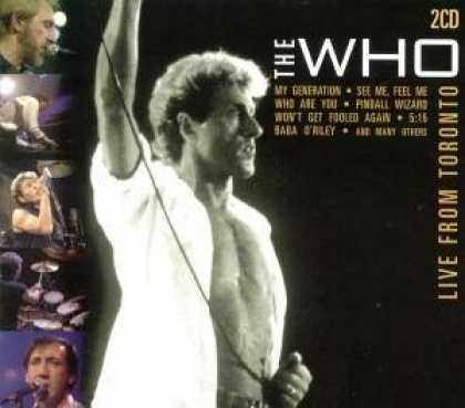 Bestselling Music (2006) - Live from Toronto by The Who