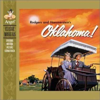 Bestselling Music (2006) - Oklahoma! (1955 Film Soundtrack) by Jay Blackton