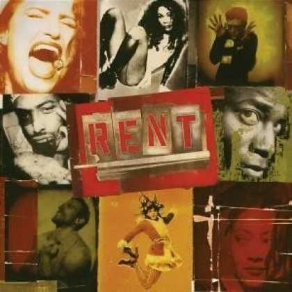 Bestselling Music (2006) - Rent (1996 Original Broadway Cast) by Jonathan Larson