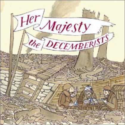 Bestselling Music (2006) - Her Majesty by The Decemberists