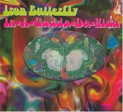 Bestselling Music (2006) - In-A-Gadda-Da-Vida by Iron Butterfly