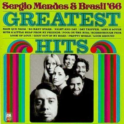 Bestselling Music (2006) - Sergio Mendes & Brasil '66 - Greatest Hits by Sergio Mendes & Brasil '66