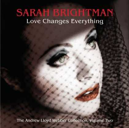 Bestselling Music (2006) - Love Changes Everything: The Andrew Lloyd Webber Collection, Vol. 2 by Sarah Bri
