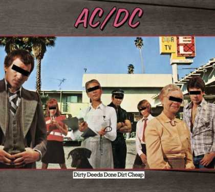 Bestselling Music (2006) - Dirty Deeds Done Dirt Cheap by AC/DC