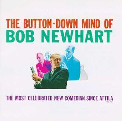 Bestselling Music (2006) - Button-Down Mind of Bob Newhart by Bob Newhart