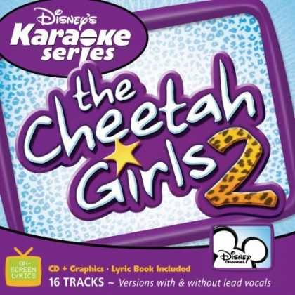 Bestselling Music (2006) - Cheetah Girls 2 Karaoke by Karaoke