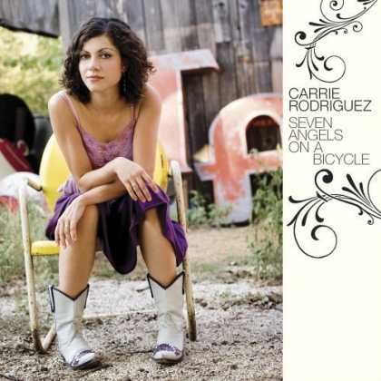 Bestselling Music (2006) - Seven Angels on a Bicycle by Carrie Rodriguez
