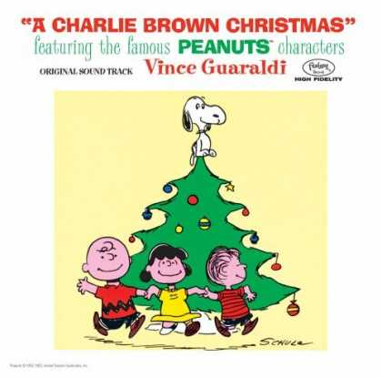 Bestselling Music (2006) - A Charlie Brown Christmas by Vince Guaraldi