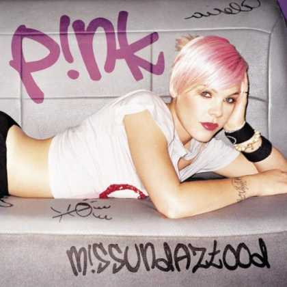 Bestselling Music (2006) - Missundaztood by Pink