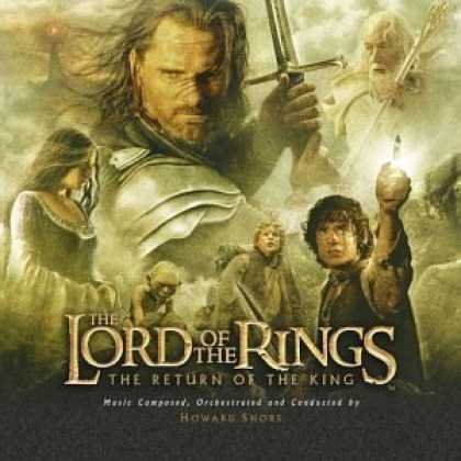 Bestselling Music (2006) - The Lord of the Rings: The Return of the King by Howard Shore