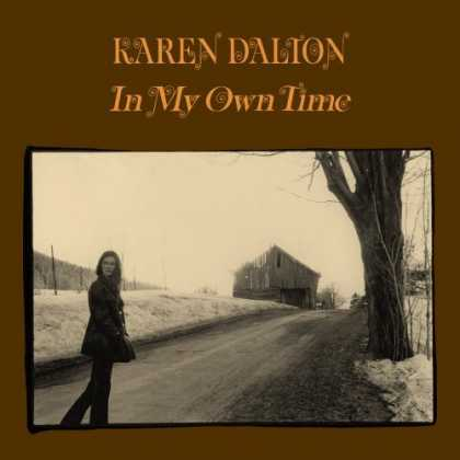 Bestselling Music (2006) - In My Own Time by Karen Dalton