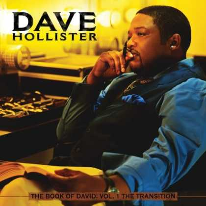 Bestselling Music (2006) - The Book of David, Vol. 1: The Transition by Dave Hollister