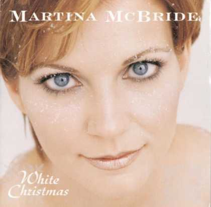 Bestselling Music (2006) - White Christmas by Martina McBride