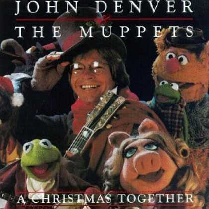 Bestselling Music (2006) - A Christmas Together by John Denver & the Muppets