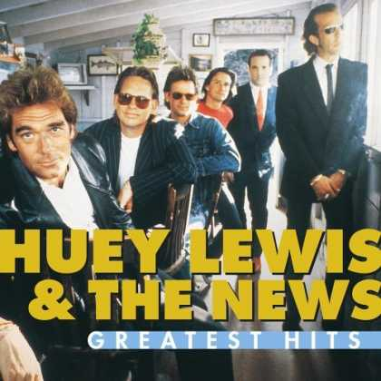 Bestselling Music (2006) - Greatest Hits by Huey Lewis & The News