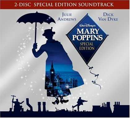 Bestselling Music (2006) - Mary Poppins by Richard M. Sherman