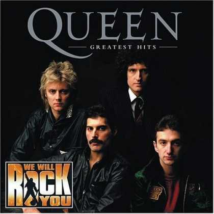 Bestselling Music (2006) - Greatest Hits by Queen