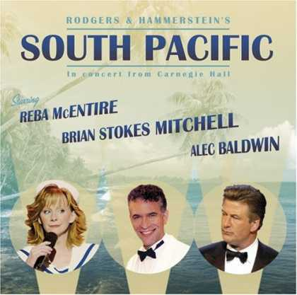 Bestselling Music (2006) - South Pacific in Concert from Carnegie Hall by Richard Rodgers