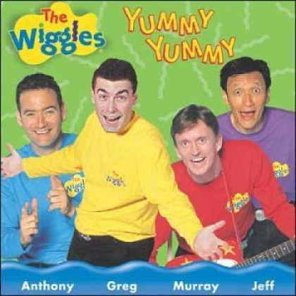 Bestselling Music (2006) - Chakra Suite by Steven Halpern - Yummy Yummy by The Wiggles