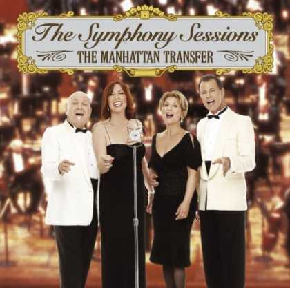 Bestselling Music (2006) - MCMXC A.D. by Enigma - The Symphony Sessions by The Manhattan Transfer