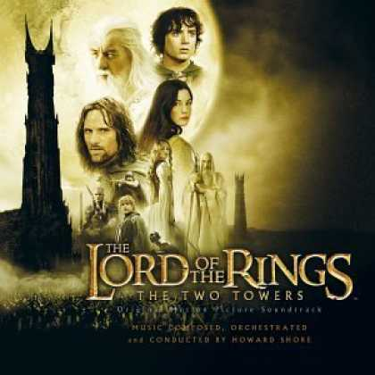 Bestselling Music (2006) - The Lord of the Rings: The Two Towers by Howard Shore - Ghost Reveries (W/Dvd) (