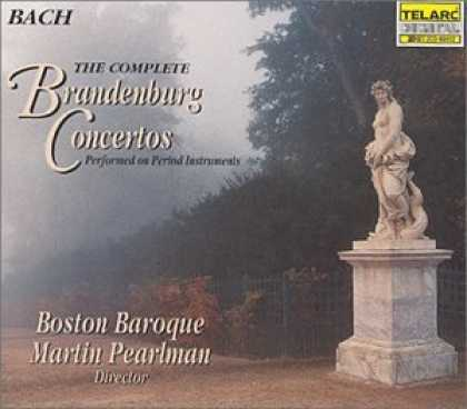 Bestselling Music (2006) - Bach - The Complete Brandenburg Concertos / Pearlman, Boston Baroque by Johann S