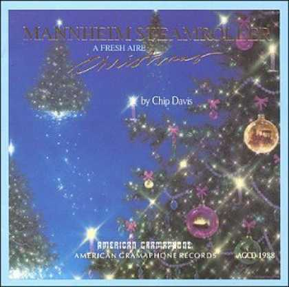 Bestselling Music (2006) - When It Falls by Zero 7 - Fresh Aire Christmas by Mannheim Steamroller