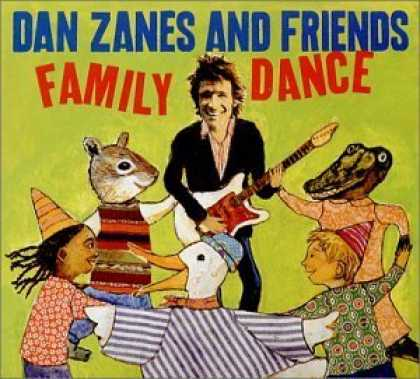 Bestselling Music (2006) - Benefit by Jethro Tull - Family Dance by Dan Zanes & Friends
