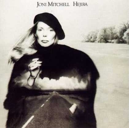 Bestselling Music (2006) - Peeping Tom by Peeping Tom - Hejira by Joni Mitchell